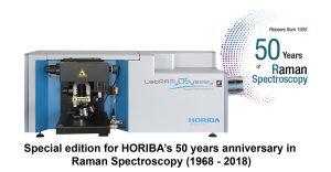 espectrómetro raman Horiba