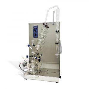 destilador de alcohol