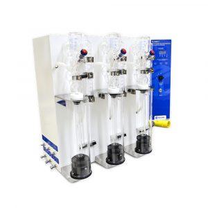 destilador nitrógeno