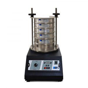 granulómetro agitador