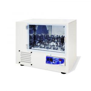 incubadora refrigerada con agitación