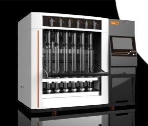 analizador de fibra
